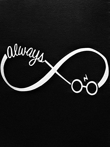 Always Harry Potter Inspired Vinyl Decal Sticker|WHITE|Cars Trucks