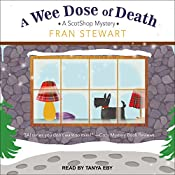 A Wee Dose of Death: ScotShop Mystery Series, Book 2 | Fran Stewart