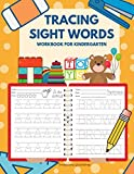 Tracing Sight Words Workbook for Kindergarten: Teach your child to read, trace and write ABCs and full Dolch Sight Word worksheets for preschoolers to ... with fun. Preschool Kids to Age 3-5.