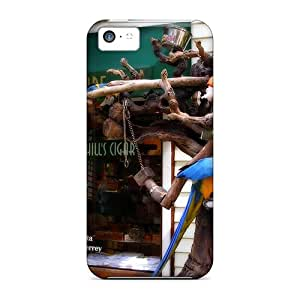 Durable Carribbean Flavor Back Cases/covers For Iphone 5c