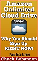 Unlimited Cloud Storage from Amazon is here!Learn about why Amazon Unlimited Cloud Drive is the hands-down best cloud storage solution ever!Hi, I'm Chuck Bohannon, I'm a technology addict, and I absolutely love Amazon's new unlimited cloud st...