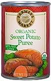 Farmer's Market Organic Canned Sweet Potato Puree, 15 Ounce (Pack of 12)