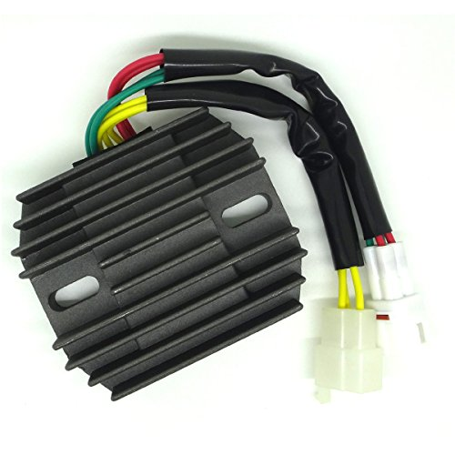 - Li Bai REGULATOR RECTIFIER Fits SUZUKI LT-A700X LTA700 LTA700X KING QUAD 4x4 2005 2006 ATV OEM 32800-02h00