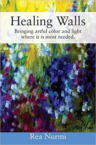 Healing Walls: Bringing artful color and light where it is most needed.