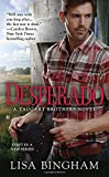 img - for Desperado (A Taggart Brothers Novel) book / textbook / text book