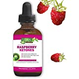 Most Effective Raspberry Ketones Drops - Natural Vegan Liquid Extract Formula plus African Mango, Acai and Green Tea for Super Fast Absorption Compared to Capsules - Proven Health Supplement for Powerful Max Fat Burn Weight Loss by LEAN Nutraceuticals