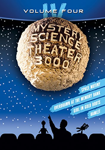 Mystery Science Theater 3000, Vol. 4 ()