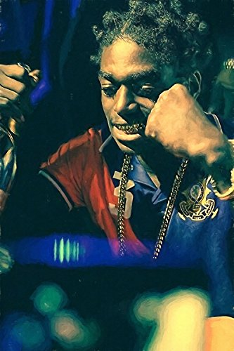 Kodak Black Rapper 2016 Poster