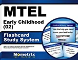 MTEL Early Childhood (02) Flashcard Study System: MTEL Test Practice Questions & Exam Review for the Massachusetts Tests for Educator Licensure (Cards)