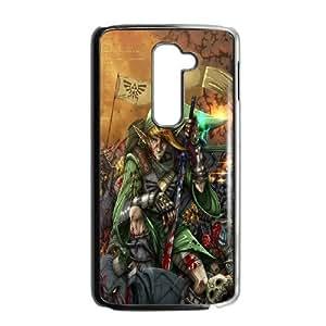 Cell Phone case The Legend of Zelda Cover Custom Case For LG G2 MK9Q982070