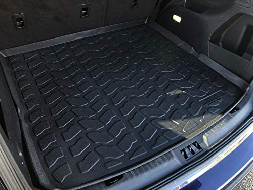 Ford Edge Cargo - Laser Measured Trunk Liner Cargo Rubber Tray for Ford Edge 2015-2019