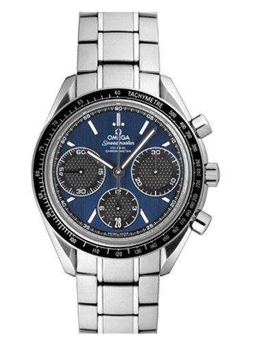 [オメガ] OMEGA 腕時計 スピードマスター レーシング クロノグラフ 326.30.40.50.03.001 メンズ 新品 [並行輸入品] B00LX15L5O