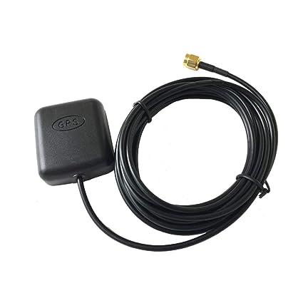 GPS Antena de Posicionamiento Antena de Navegación del Coche Posicionamiento de Antena de Seguimiento