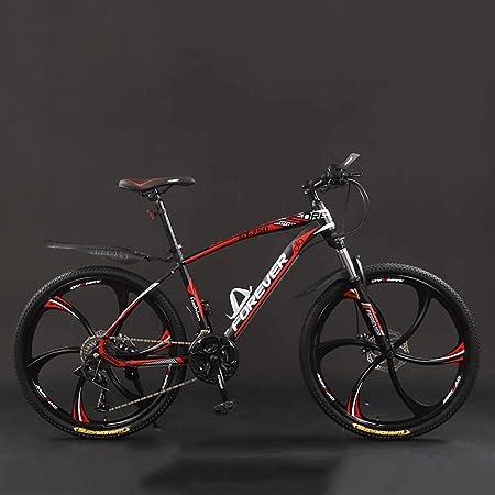 Bicicleta Bicicleta, 24 Pulgadas 21/24/27/30 Bicicletas de montaña ...