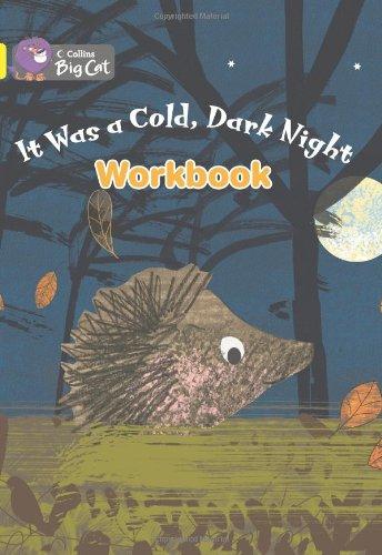 It Was A Cold Dark Night Workbook (Collins Big Cat)
