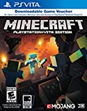 Toys : Minecraft Game Voucher - PlayStation Vita