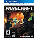 Minecraft Game Voucher - PlayStation Vita