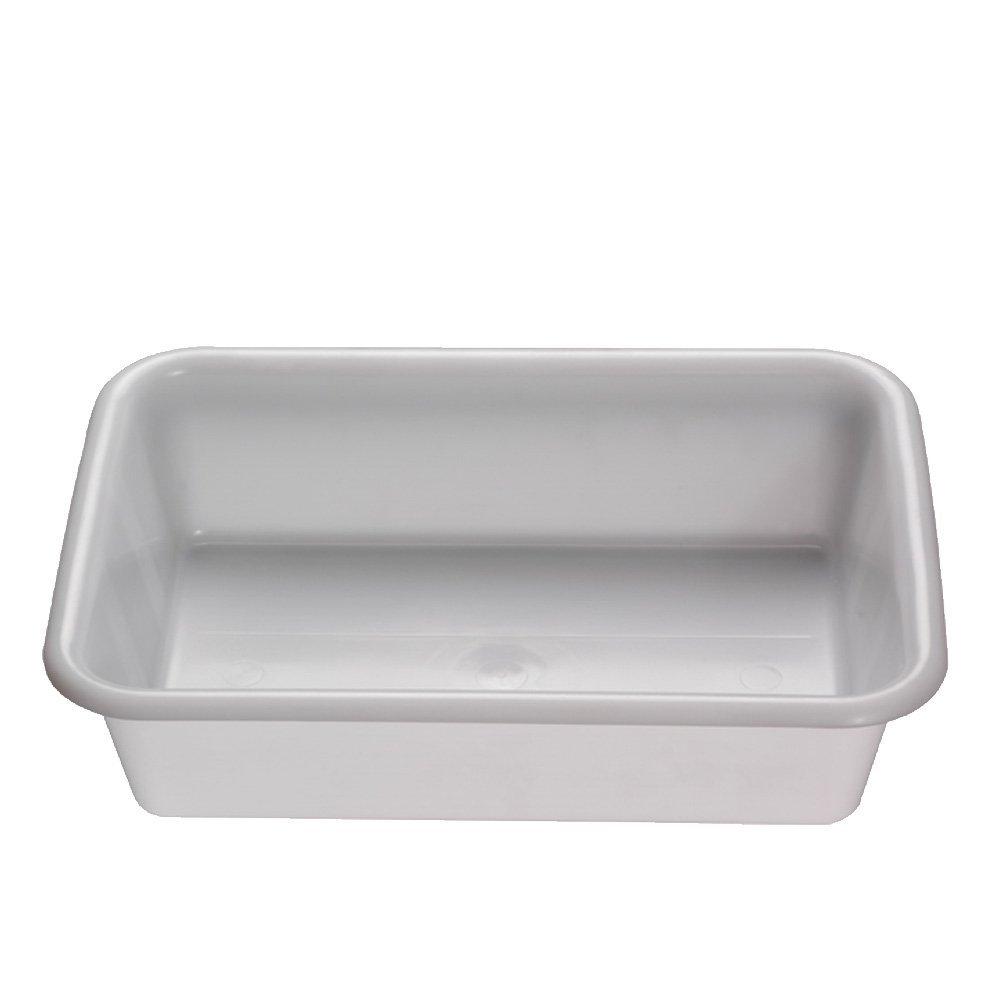 40L natur Kunststoffwanne Fleischerwanne Kü hlhauswanne Teigwanne Becken WEKW