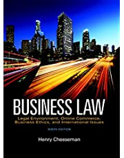 Business Law, Student Value Edition (9th Edition)