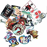 Futurama TV Series Decal Stickers Assorted Lot of 23 Pieces
