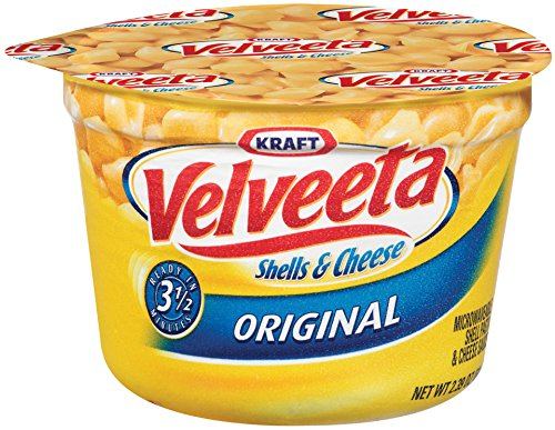 Velveeta Shells & Cheese Dinner Cup, Original, 2.39 oz