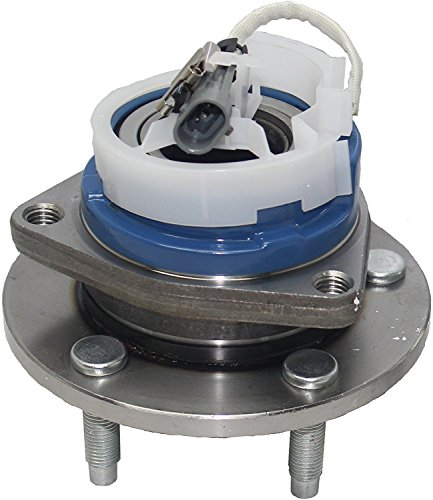 Assembly Buick Century Axle - Detroit Axle Prime - Front Wheel Hub and Bearing Assembly for Fits Allure, Aurora, Bonnevile, Century, Impala 5 Lug W/ABS
