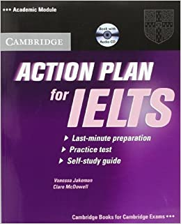 Action Plan for IELTS Self-study Pack Academic Module by Vanessa Jakeman (2006-07-24)