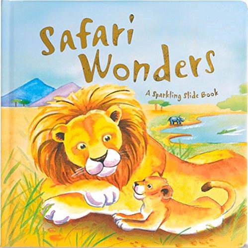 Safari Wonders (Sparkling Slide Nature - 4 Oakley Squared