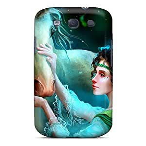 New Arrival Magic Touch For Galaxy S3 Case Cover by supermalls