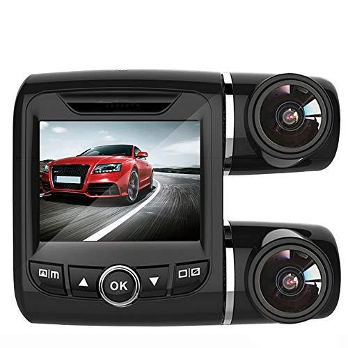 ZMM Cámara de Seguridad de cámara de Coche de cámara Frontal y Trasera de cámaras Full HD 1080p de vigilancia de...