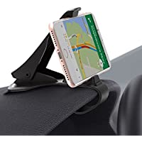 Phone Holder for Car - Mate2GO V2.0 HUD Car Mount, Car Phone Mount for iPhone X 8 7 6 6S Plus, Samsung Galaxy S8 S7 S6 Edge Note 8 & Other Cell Phones up to 6.5