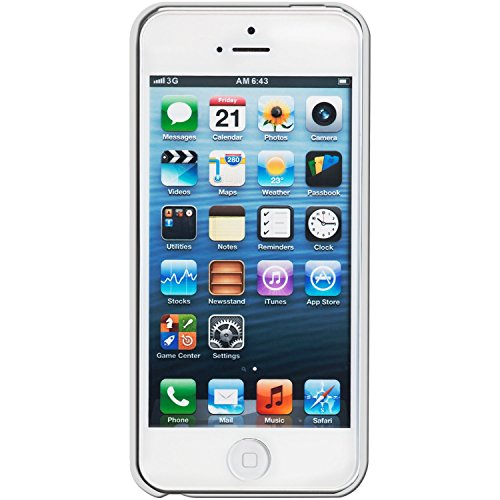 apple iphone 5 16gb at t locked white certified. Black Bedroom Furniture Sets. Home Design Ideas