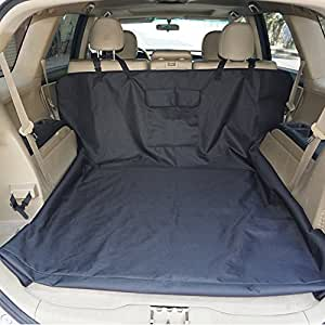 Amazon Com Suv Cargo Liner Cover For Dogs Universal Fit