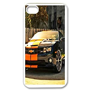 Diy Phone Cover Sports car for iPhone 4,4S WEQ660269