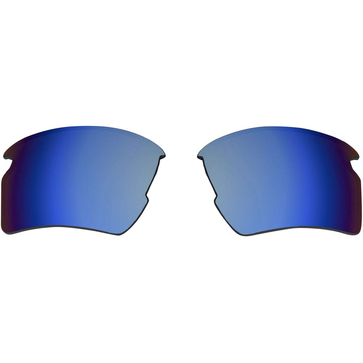 Oakley Flak 2.0 Prizm Replacement Lens Deep Water Polarized, One Size by Oakley