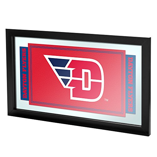 - NCAA University of Dayton Framed Logo Mirror