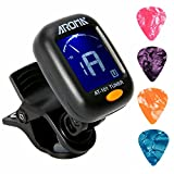 Best Clip On Tuners - Clip On Guitar Tuner For All Instruments, Ukulele Review