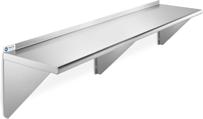GRIDMANN NSF Stainless Steel 14