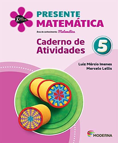 Presente Mat 5 Edição 5 Caderno