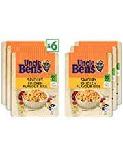 Uncle Ben's Rice Pouches 6 x 250g