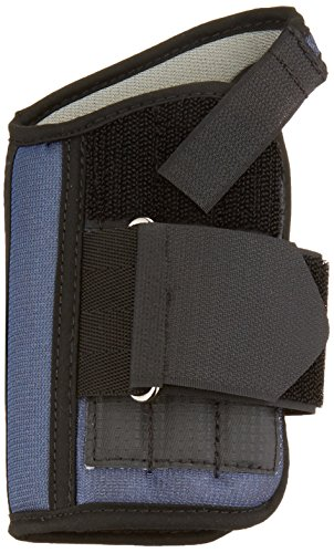 (Sammons Preston Mini Wrist Support, Medium, Left Hand, Adjustable Immobilizer for Muscle and Joint Recovery, Stability for Full Range of Motion, Support for Carpal Tunnel, Tendonitis, and Arthritis)