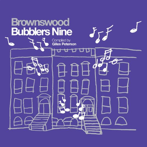 Brownswood Bubblers Nine (Gill...