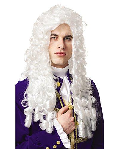 Nobleman Wig Costume