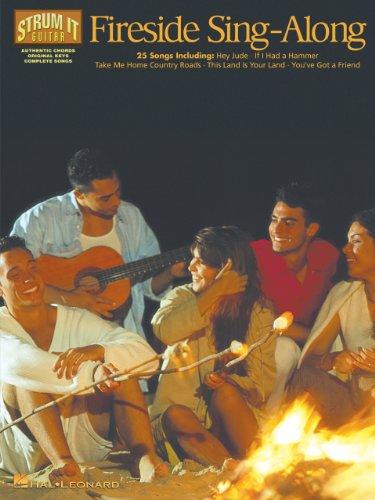 Amazon.com: Fireside Sing-Along Songbook (Strum It Guitar) eBook ...
