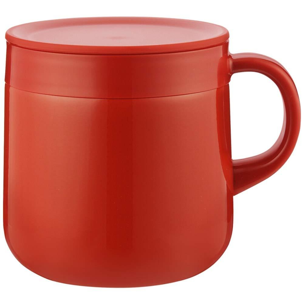 Sportflasche Isolier Becher Thermo Becher Travel Mug Kaffeebecher Wasserflasche Trinkbehälter Trinkflaschen- Portable Paar Studenten Leicht Und Große Kapazität JINRONG