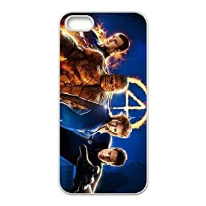 Fantastic Four iphone 5 5s phone Case Maverick Fantasy Funny Terror Tease Magical YHNL797820496 Kimberly Kurzendoerfer