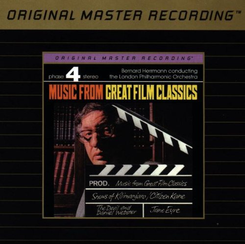 - Music From Great Film Classics