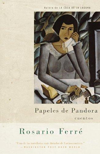 By Rosario FerrǸ Papeles de Pandora [Paperback] (Papeles De Pandora)