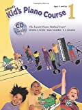 Kid's Keyboard Course, Bk 1, Alfred Publishing Staff, 0739062468