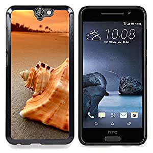 Ihec Tech Playa Mar Shell;;;;;;;; / Funda Case back Cover guard / for HTC One A9